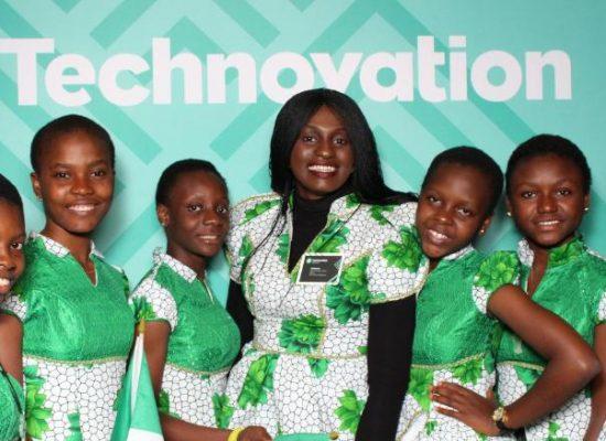 Edufun Technik Team of Girls in Tech