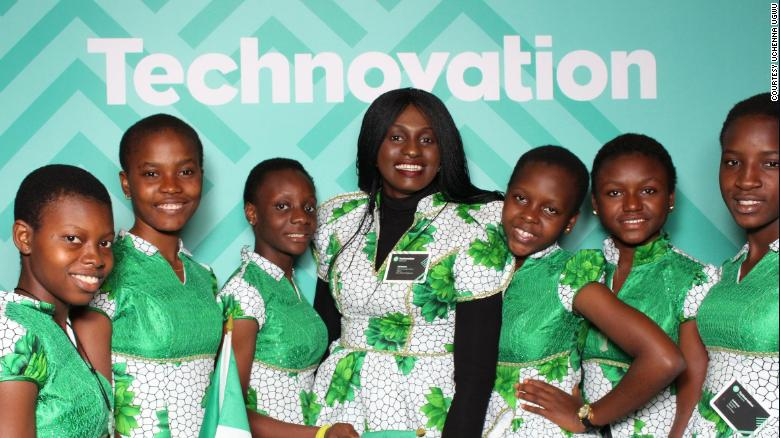 Edufun Technik Team of Girls in Tech